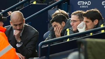 2016-10-27 Kibice Manchesteru City zdemolowali łazienki na Old Trafford! (WIDEO)