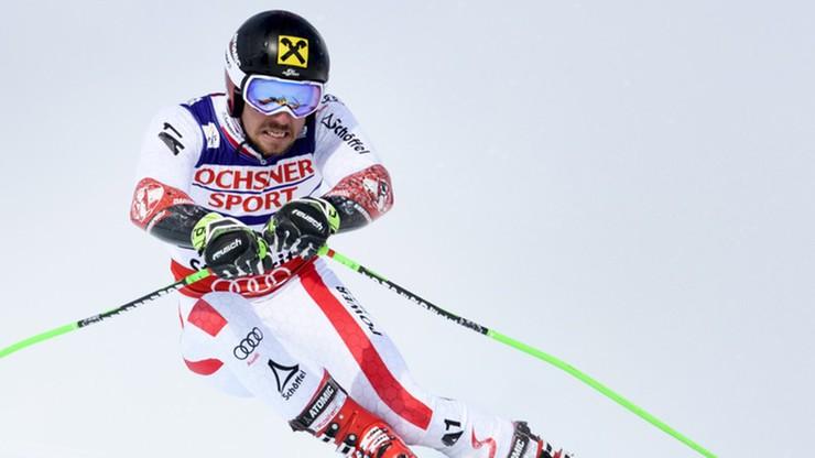 Alpejski PŚ: Hirscher jednak wystartuje w slalomie w fińskim Levi