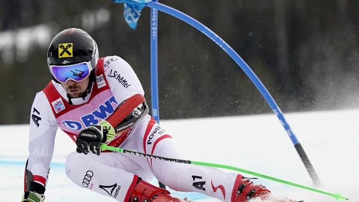 Alpejski PŚ: 49. zwycięstwo Hirschera