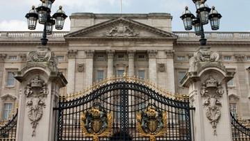 Skazany za morderstwo dostał się na teren Pałacu Buckingham