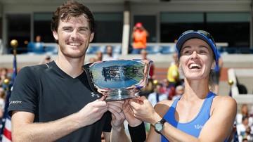 2017-09-09 US Open: Zwycięstwo Hingis i Murraya w grze mieszanej