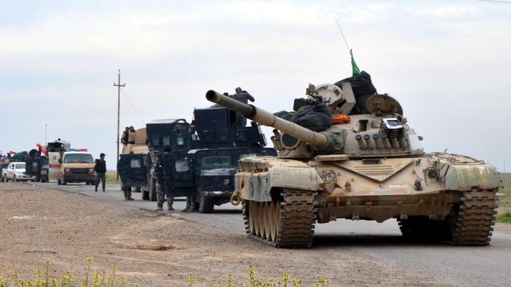 Irak: co najmniej 60 zabitych w samobójczym zamachu