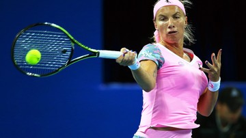 2015-10-22 WTA w Moskwie: Trzy Rosjanki w półfinale