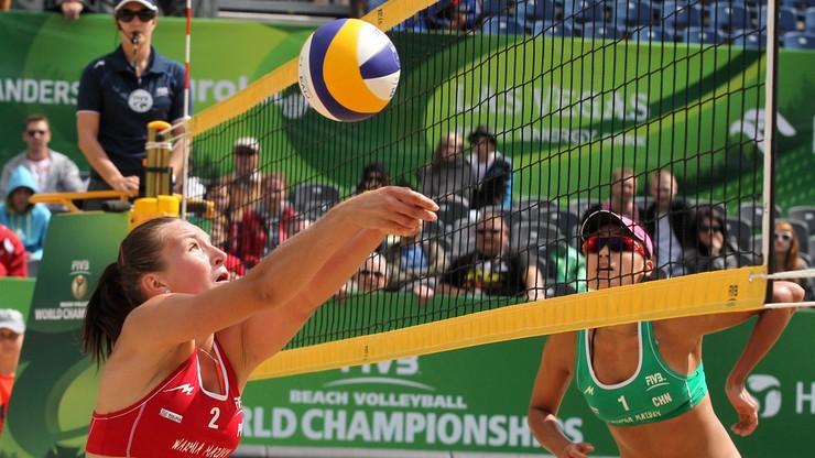 WT w siatkówce plażowej: Jedna polska para w turnieju głównym
