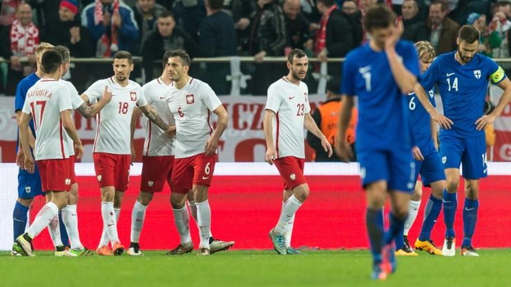 Twitter o meczu Polska - Finlandia: Kierunkowy na Finlandię +3(5)8