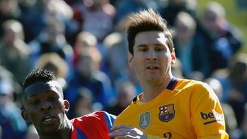 2016-02-08 Messi ma problemy z nerkami