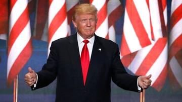 """26-07-2016 09:45 Przyrodni brat Obamy namawia do głosowania na Trumpa. """"Uczyńmy Amerykę znów wielką"""""""