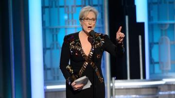 2017-01-10 Meryl Streep rozwścieczyła środowisko MMA! To nie jest sztuka