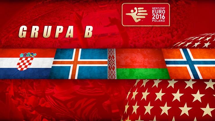 EHF EURO 2016: Grupa B