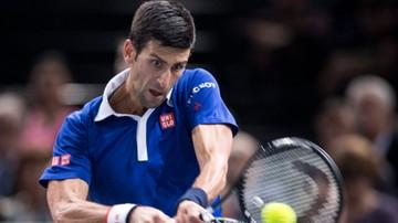 2015-11-07 Turniej ATP w Paryżu: Murray zagra w finale z Djokovicem