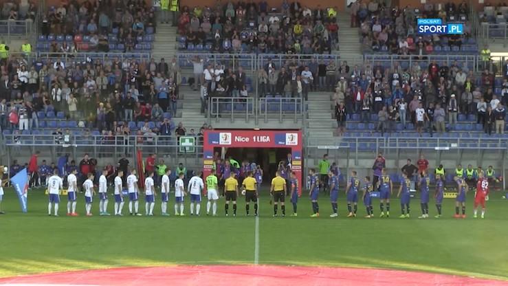 2017-09-11 Pogoń Siedlce - Stomil Olsztyn 1:0. Skrót meczu