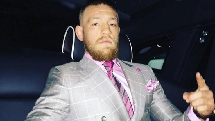 McGregor potwierdza walkę z Mayweatherem?