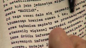 """22-02-2016 15:46 Dokumenty IPN: 5 października 1973 r. TW """"Bolek"""" oświadczył, że rezygnuje ze współpracy"""