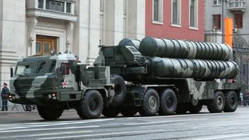 12-08-2016 15:47 Media: Rosja rozmieściła na Krymie systemy rakietowe S-400