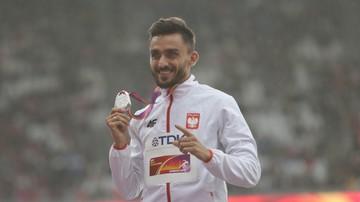 2017-08-17 Lekkoatletyczne MŚ: Kszczot nagrodzony przez Łódź za srebrny medal