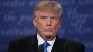 30-09-2016 21:37 Trump w ogniu zarzutów. Chodzi o jego fundację charytatywną