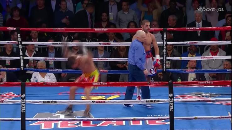 2016-03-06 Konsekwencja Vargasa dała zwycięstwo! Ali z pierwszą porażką