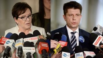 """09-03-2016 17:25 Opozycja o sporze wokół TK: """"to będzie największy kryzys konstytucyjny w RP"""""""