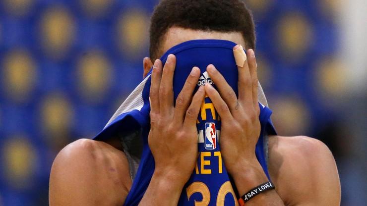 NBA: Nowe koszulki nie wytrzymują trudów