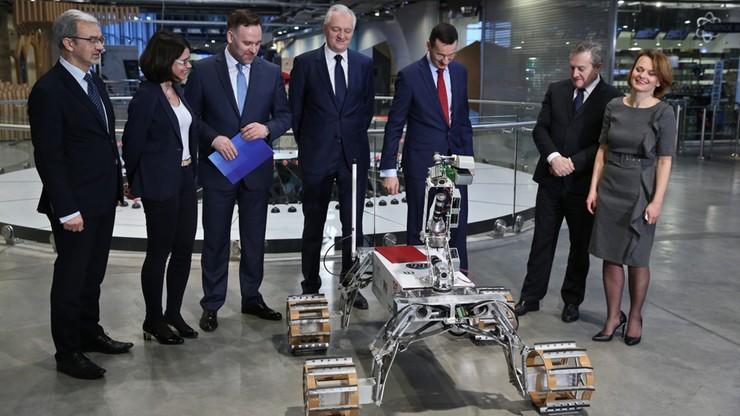 Morawiecki: 16 mld euro na innowacyjność do 2020 roku