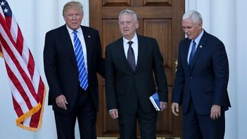 20-11-2016 06:36 Trump spotyka się z kandydatami do swej administracji