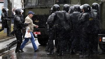 30-03-2017 11:44 228 skazanych, prawie 1 tys. zatrzymanych. Bilans marcowych protestów na Białorusi