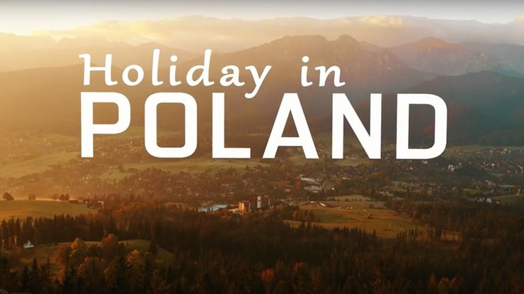 Film promujący Polskę podbija sieć. Zobacz ujęcia z lotu ptaka