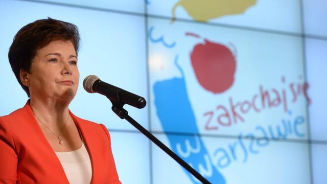Pahl: Nikt nie zmusi Hanny Gronkiewicz-Waltz do tego, aby złamała prawo