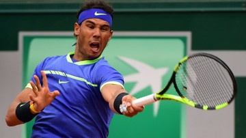 2017-05-29 French Open: Pewne zwycięstwo Nadala