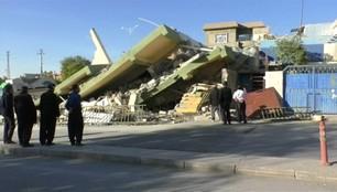 Rośnie bilans trzęsienia ziemi w Iranie. Już 445 ofiar śmiertelnych