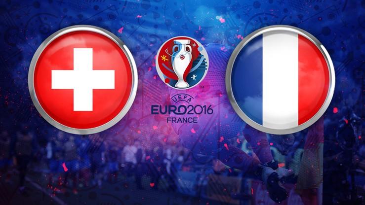 Szwajcaria - Francja: Transmisja w Polsacie Sport 3
