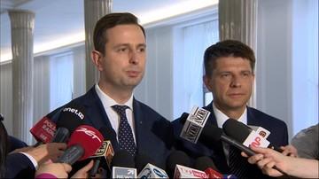 Spotkanie opozycji ws. TK przełożone na wtorek. Decyzja ma związek z ostrzeżeniem KE