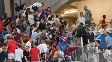 UEFA grozi Anglii i Rosji dyskwalifikacją