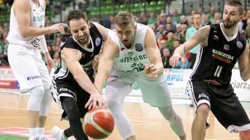 2017-12-06 Liga Mistrzów FIBA: Stelmet BC Zielona Góra przegrał po raz piąty