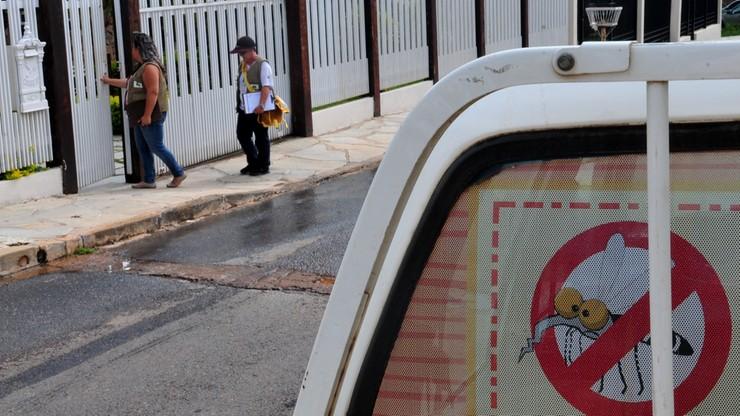 Brazylia: wzrosła liczba powiązanych z Ziką przypadków małogłowia