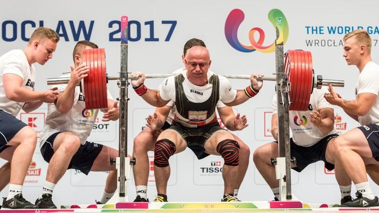2017-07-25 The World Games: Genialny Olech ze złotem! Wielki triumf w trójboju siłowym
