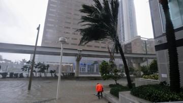 11-09-2017 05:31 Prezydent Trump ogłosił na Florydzie stan klęski żywiołowej