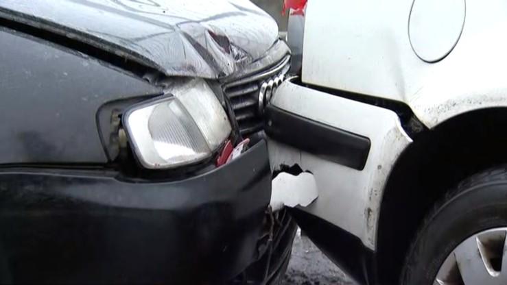 Czarna seria na drogach. Dwie osoby zginęły w karambolu w Lubuskiem