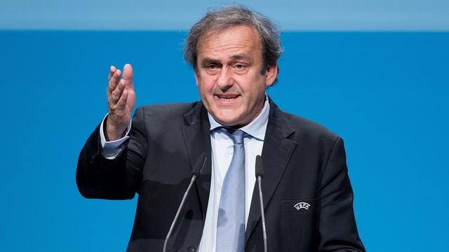 Platini zrezygnował z ubiegania się o stanowisko prezydenta FIFA
