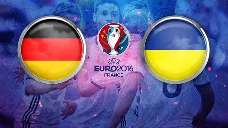Niemcy – Ukraina: Transmisja w Polsacie Sport 2