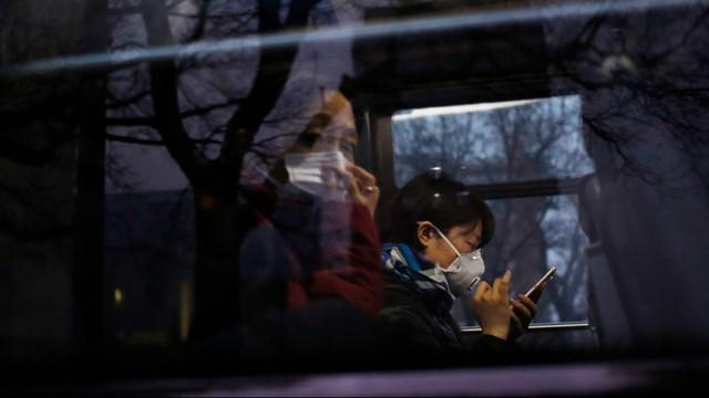 Chiny: Czerwony alert smogowy w Pekinie