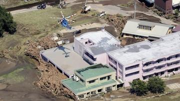 31-08-2016 09:13 Śmiertelne ofiary tajfunu na północy Japonii