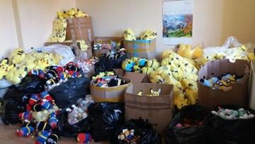 05-09-2017 13:43 Setki Minionków i Pokemonów w rękach policji. Udaremniono sprzedaż podrobionych maskotek