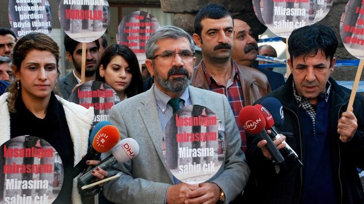 Turcja: zastrzelono kurdyjskiego działacza na rzecz praw człowieka