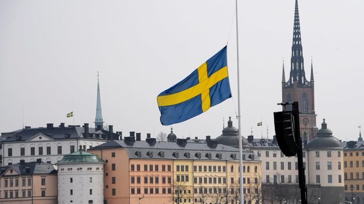 Wniosek o areszt dla podejrzanego o zamach w Sztokholmie