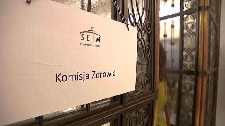 Drugie czytanie projektu ustawy o POZ. PO, Nowoczesna, PSL, Kukiz'15 za odrzuceniem