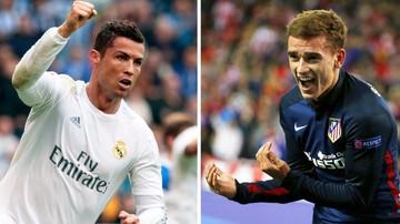 2017-11-17 Ronaldo i Griezmann o przełamanie w derbach Madrytu