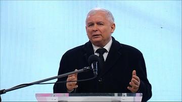 10-04-2016 21:49 Kaczyński: przebaczenie potrzebne, ale po przyznaniu się do winy i wymierzeniu kary