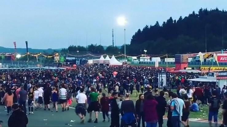 Festiwal rockowy w Niemczech przerwany z powodu zagrożenia terrorystycznego