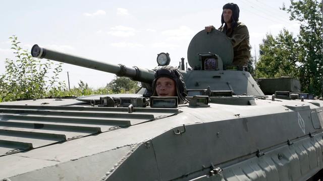 """Ukraina: separatyści chcą rozszerzenia granic swoich """"republik"""""""